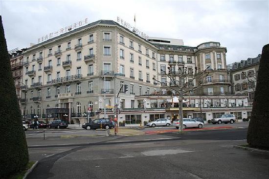 Beau Rivage Hotel Nice Reviews