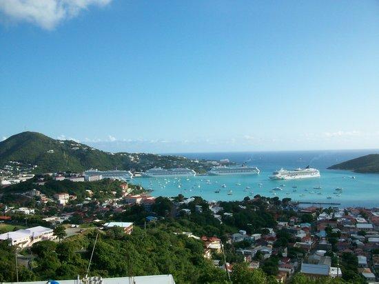 Сент- Томас: harbor