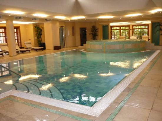 Hotel Botanico & The Oriental Spa Garden: Indoor spa pool