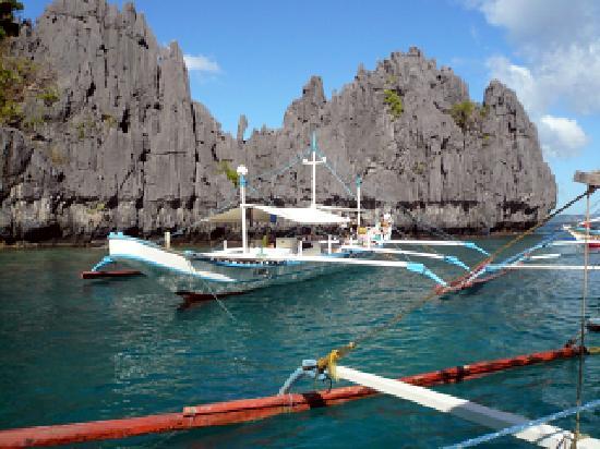 El Nido Resorts Miniloc Island: Ausflug Lagune