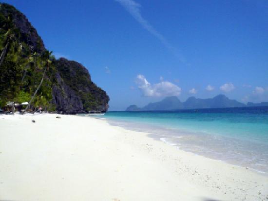 El Nido Resorts Miniloc Island: Insel Entalula