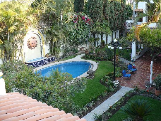 Quinta del Sol: beautiful grounds