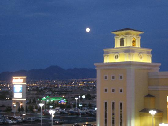 View From Parking Garage Picture Of South Point Hotel Casino And
