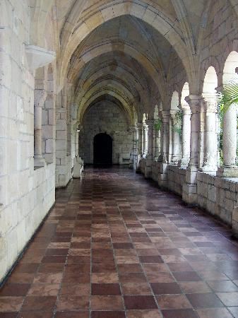 The Ancient Spanish Monastery: The Cloisers