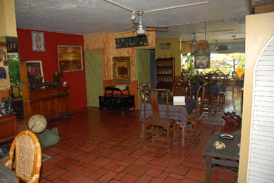 Casa Condesa: Breakfast Area