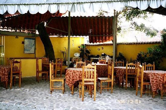 Hotel Paradise Inn: restaurant