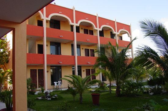 Hotel Ojo De Agua: Deluxe rooms
