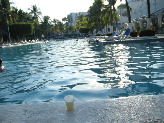Gran Festivall All Inclusive Resort: the main pool