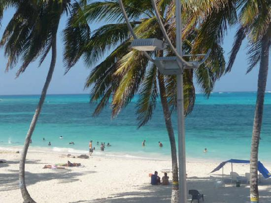 Portobelo Beach: from Portobelo