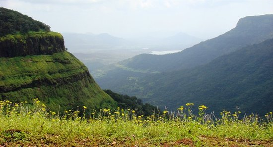 Matheran, India: Between Garbut and Chowk points