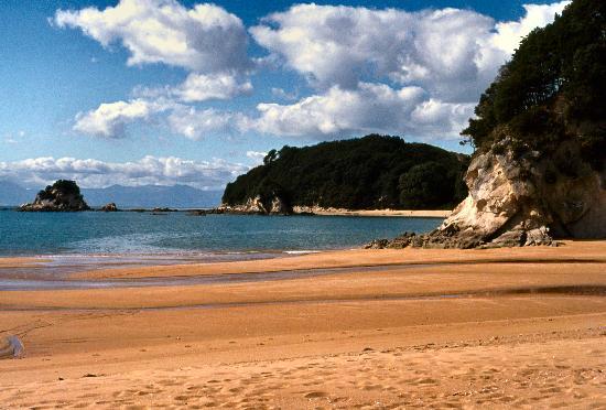 Kaiteriteri beach
