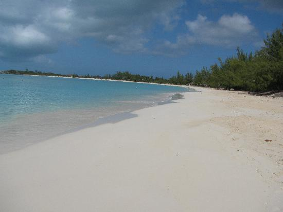 Pigeon Cay Beach Club: Beach at Pigeon Cay