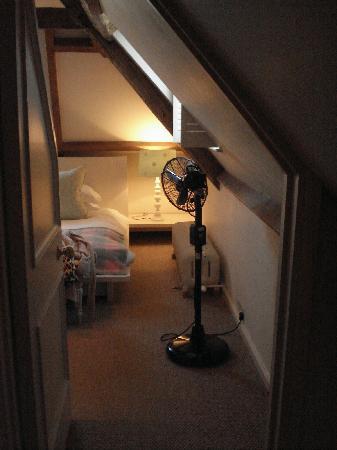 Room 7 Main House Attic Bedroom Picture Of Babington