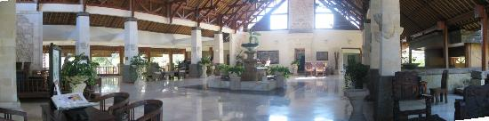 The Grand Bali Nusa Dua: main foyer