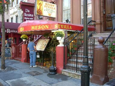 Meson Sevilla on West 46th Street in New York