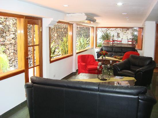Hotel Casa del Arbol Galerias: foto lobby