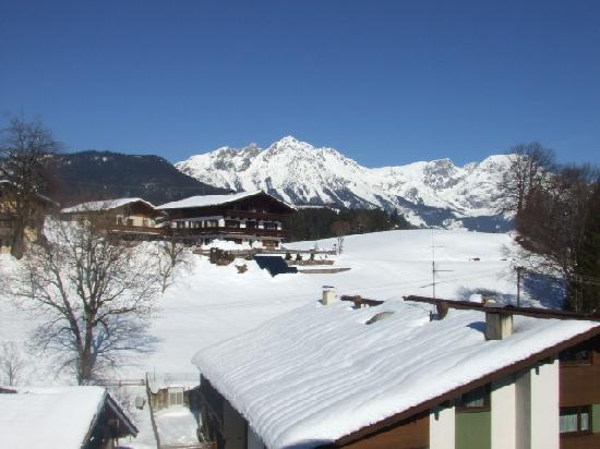 Moedlinger Hotel & Sport: View from our room
