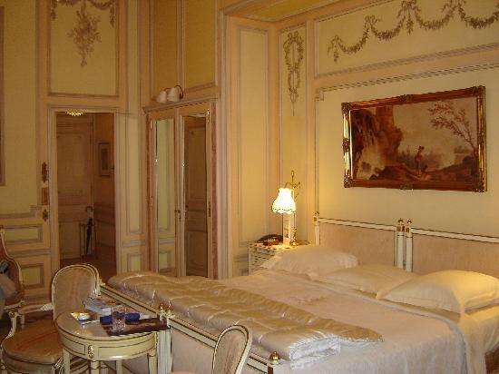 Ritz Paris: Bedroom