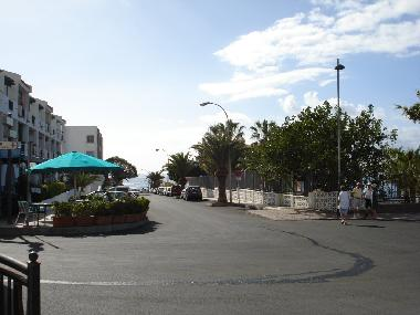 A street in Callao Salvaje