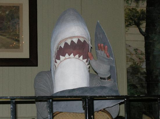 Allenberry Resort Inn and Playhouse: Jaws Costume