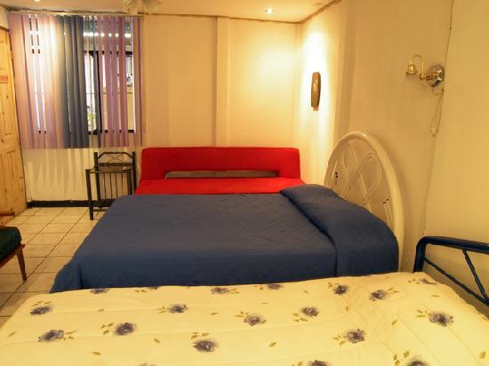 Hotel Hortensia : Room