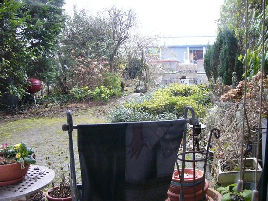 BB IJ : The view from the Garden Suite