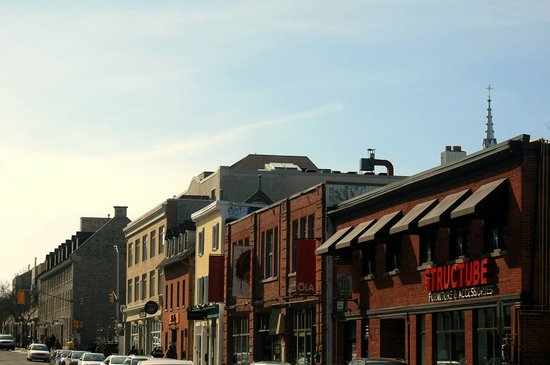 ByWard Market: View Down Murray Street