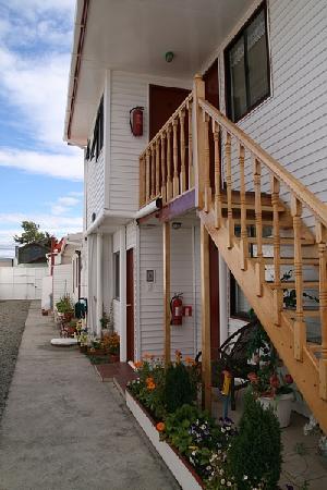 Hostal Maipu Street: The house