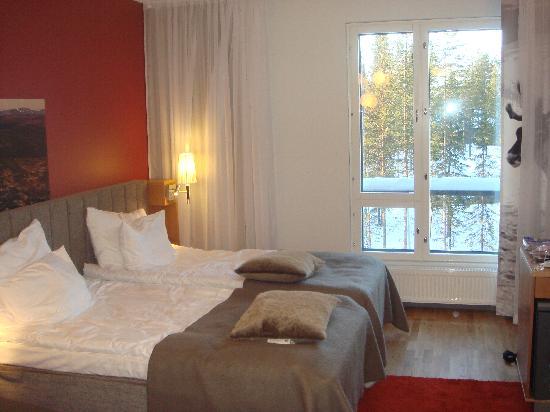 Break Sokos Hotel Levi: Bedroom view 1