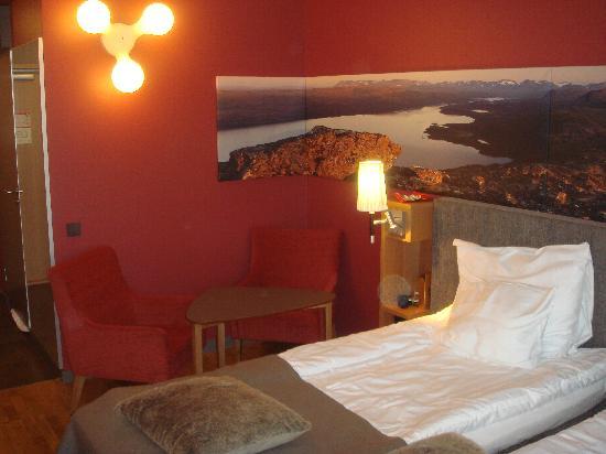 Break Sokos Hotel Levi : Bedroom view 2