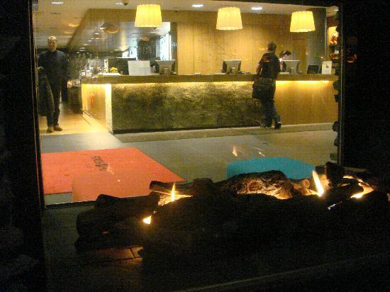 Break Sokos Hotel Levi: Reception area