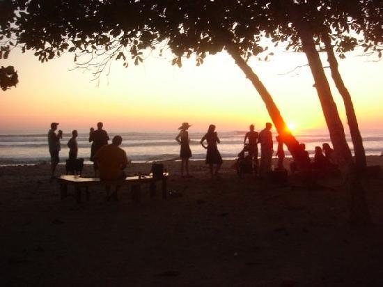 Villas Hermosas: Every night: Sun Set TV