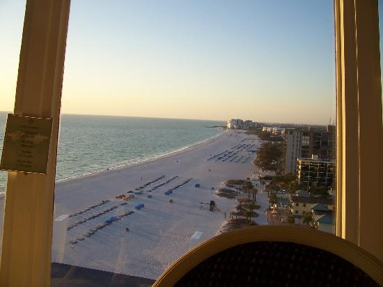 Grand Plaza Beachfront Resort Hotel Conference Center View From Spinners Restaurant