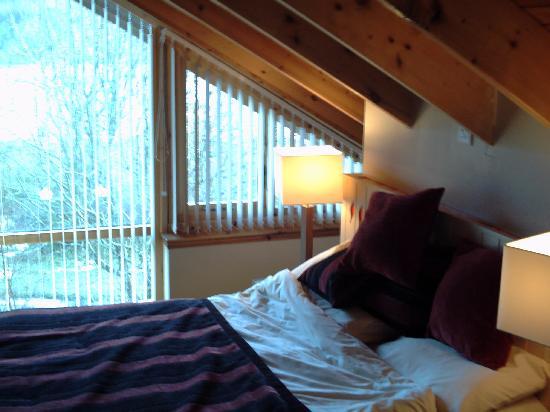 Forest Holidays Strathyre, Scotland: bedroom