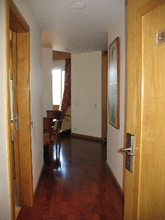 Solplay Hotel de Apartamentos: entrée
