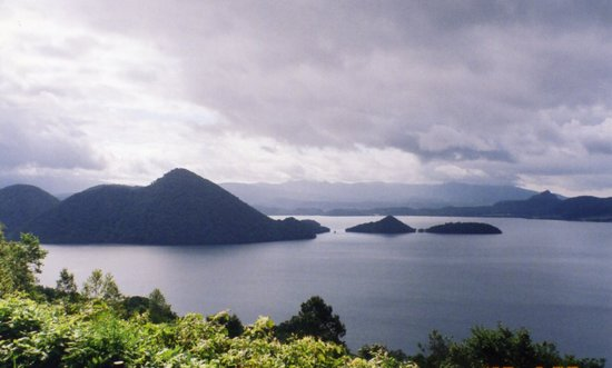 Lake Toyako