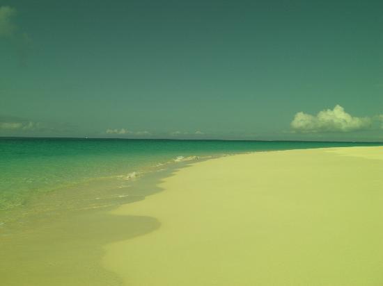 Yonaha Maehama Beach: 青い空、青い海、白い砂浜♪