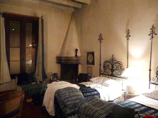 Posada del Angel: Our Room