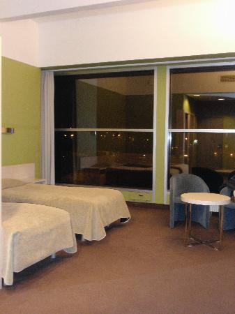 Art hotel Pallas by Tartuhotels : Room
