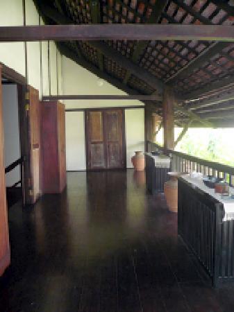 Hotel 3 Nagas Luang Prabang MGallery by Sofitel: Zimmerzugang