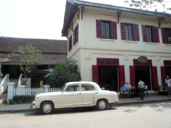 Hotel 3 Nagas Luang Prabang MGallery by Sofitel: Restaurant