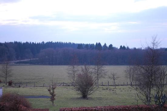 Domaine de l'Alu : View front side