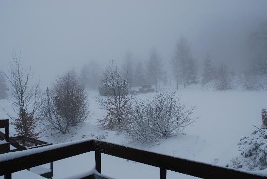 Domaine de l'Alu : Snow!