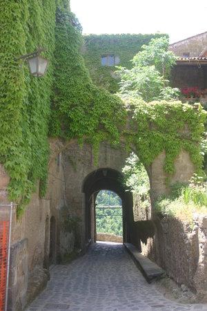 Trattoria Antico Forno : Entry to City