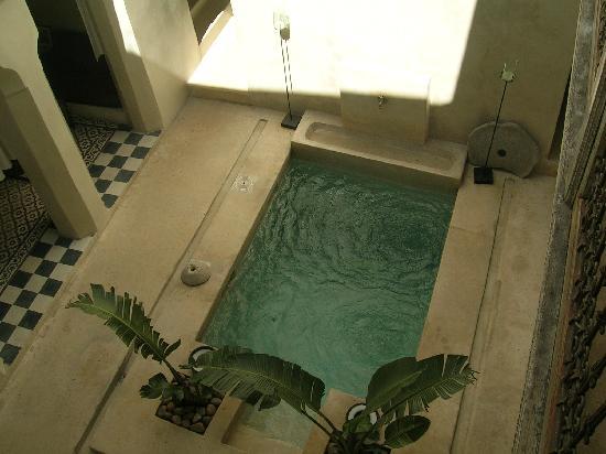 Dar al Sultan: pool