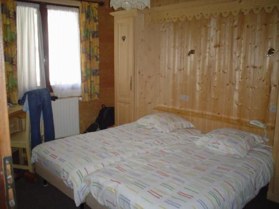 Hotel Alpina : room 26