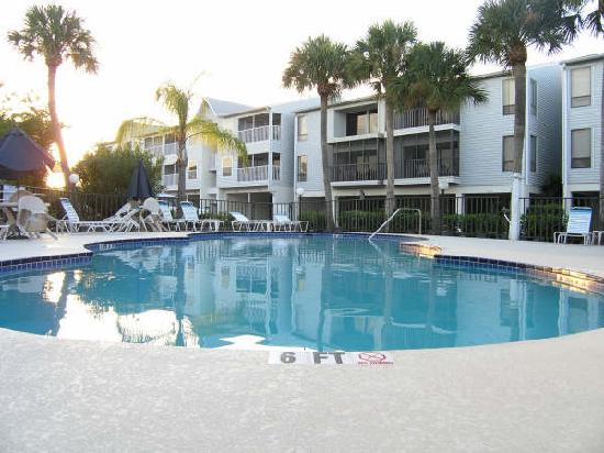 Swimming Pool At The Beautiful Cove Picture Of Holmes Beach Anna Maria Island Tripadvisor