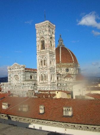 Al Duomo: la vista dal bed & breakfast