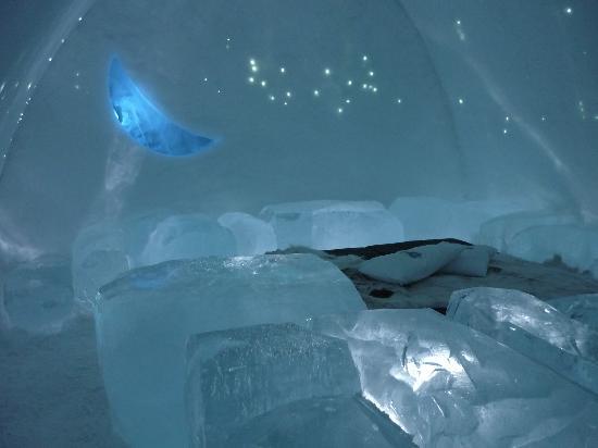 Icehotel: Art Suite