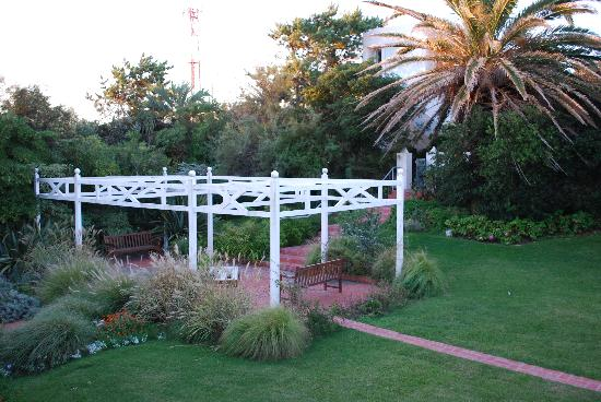 La Posta Del Cangrejo: garden view room